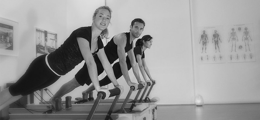 the reformer exercises